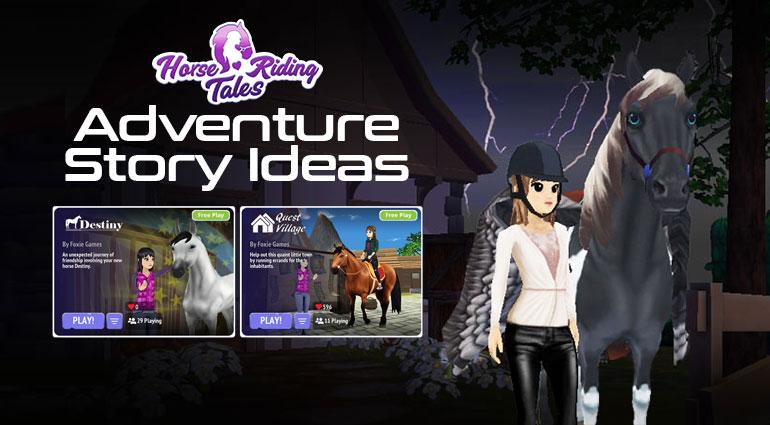 HRT Story Creator Ideas